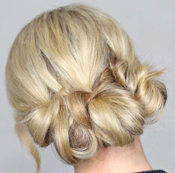 Braided Hairstyles 50 Orgu Sac Modelleri 42 Topuz Sac