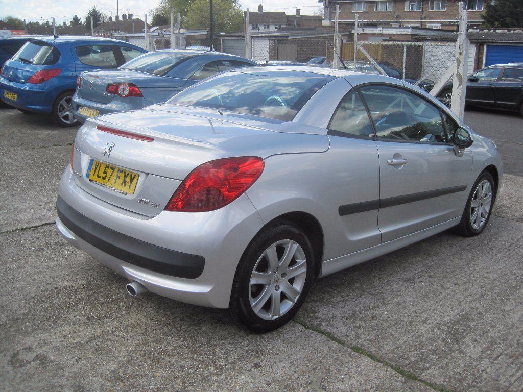 2008 (57) - Peugeot 207 1.6 16v Sport 2dr, photo 8 of 10