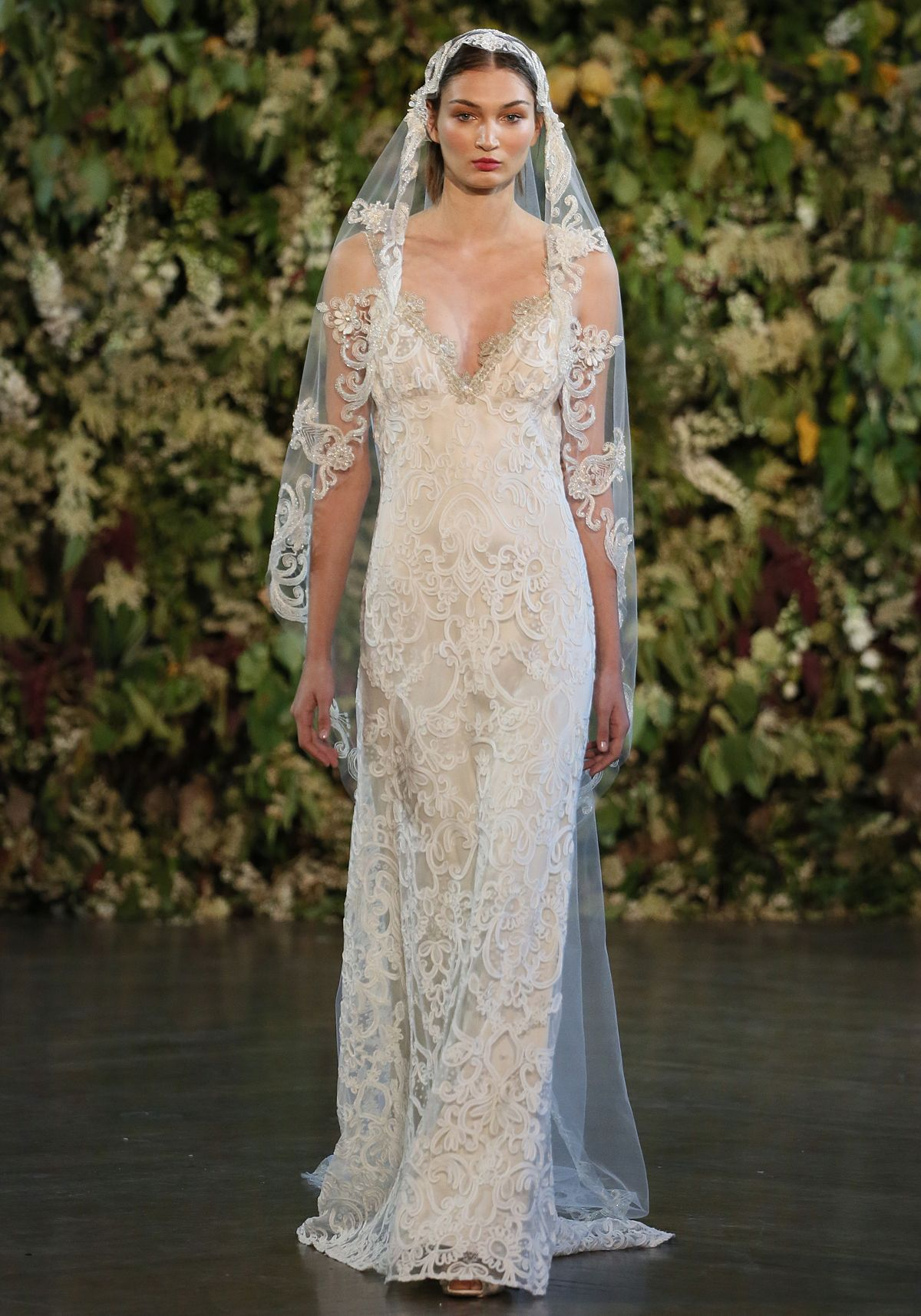 The best wedding dresses from the fall bridal collections