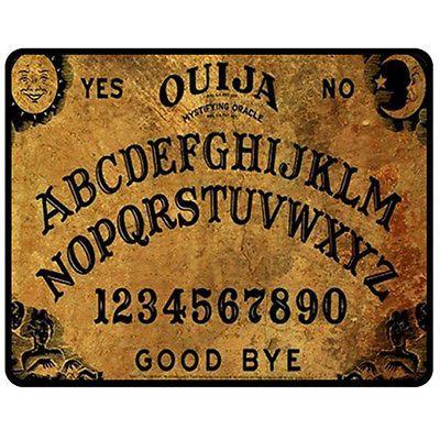 Ouija Board Mouse Mat