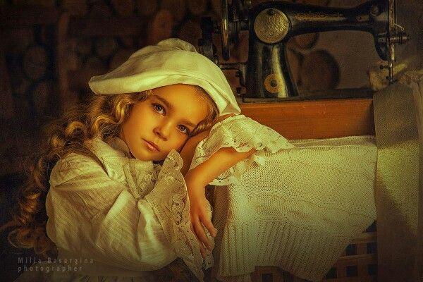 Cinderella В гостях у маленькой Золушки Прическа и визаж Holtova Hairdresses Фото Мила Басаргина