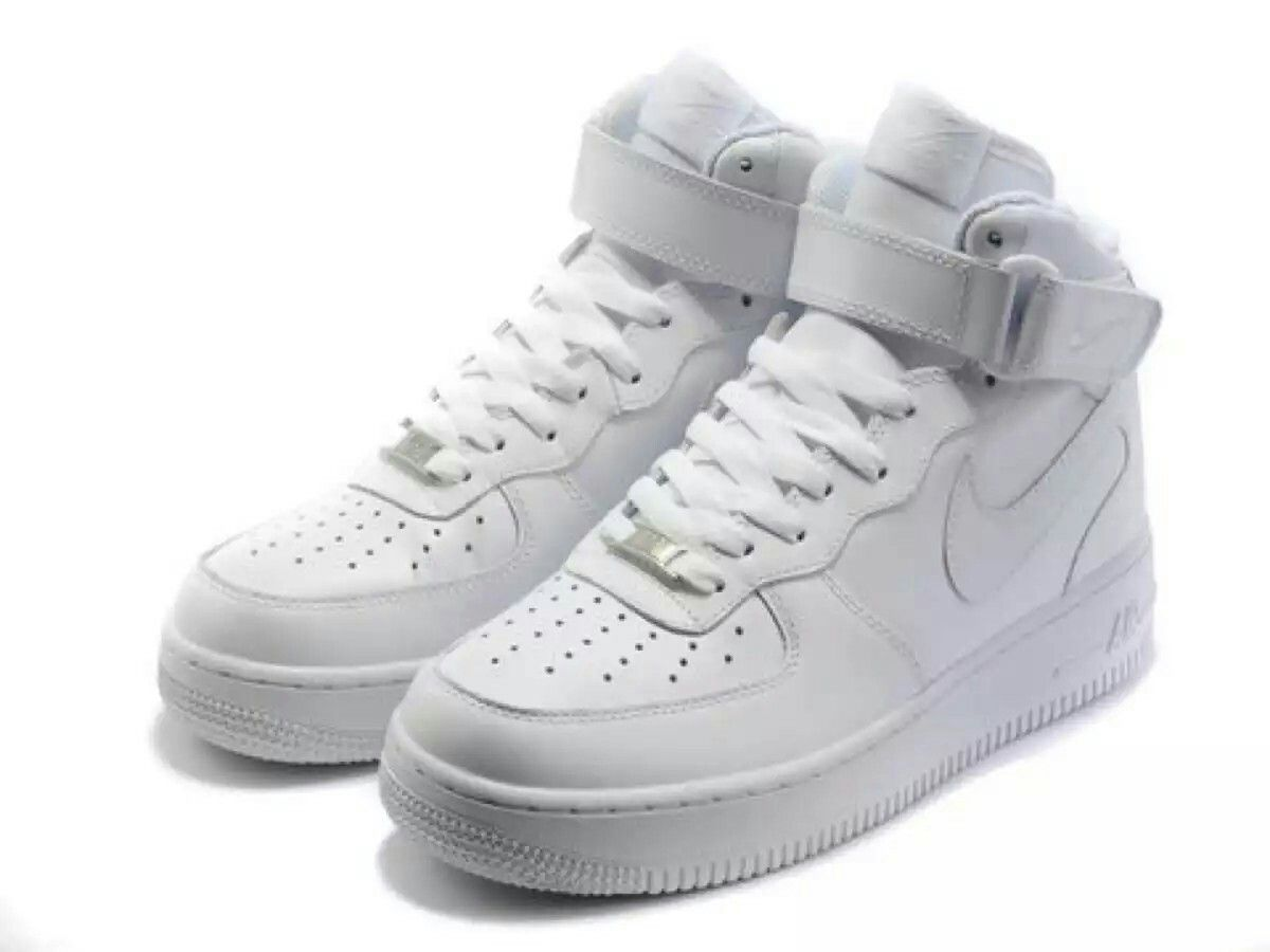 sélection premium 32b64 a4ec0 Nike Air Force One Blanche | snakers | Nike air force, Nike ...