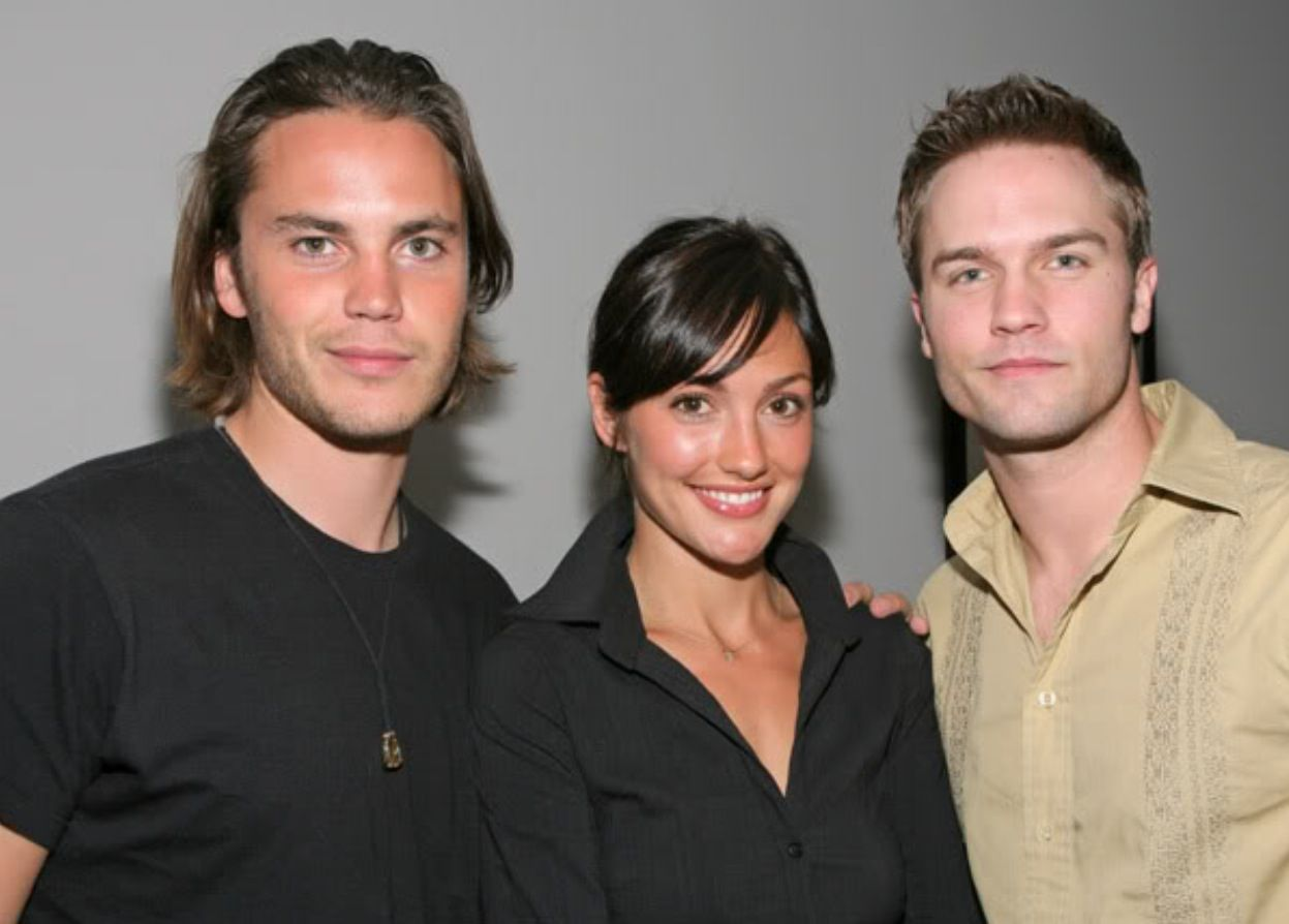 taylor kitsch, minka kelly, scott porter | cele-beauties | pinterest
