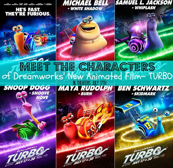 Meet the characters of turbo a new movie from dreamworks from meet the characters of turbo a new movie from dreamworks voltagebd Gallery
