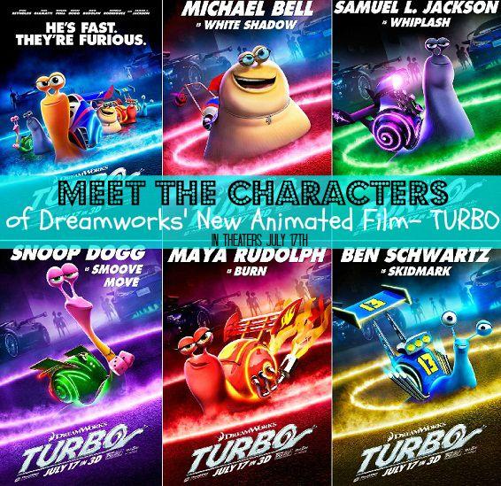 Disney Turbo Snails