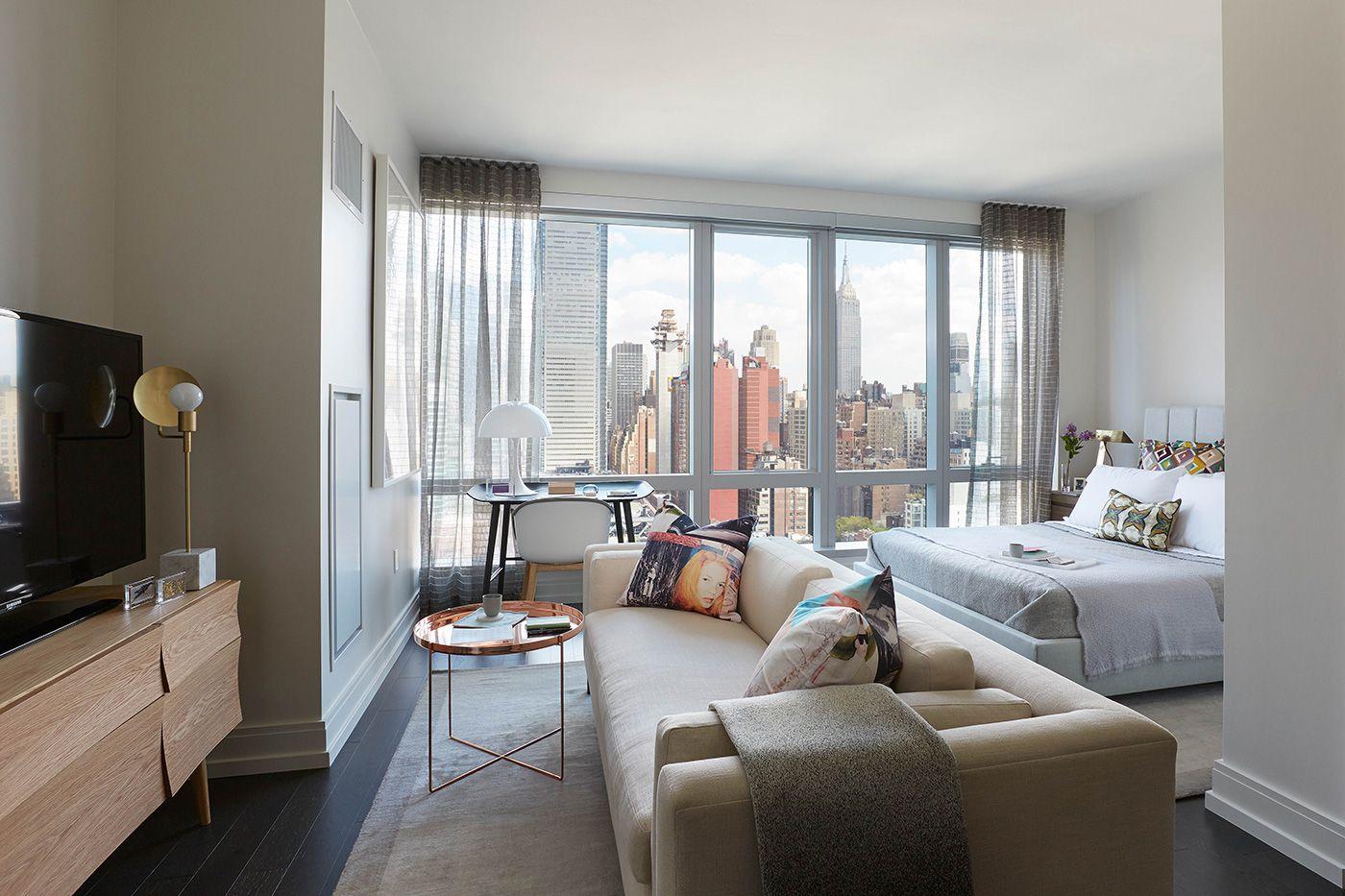 555TEN | Midtown Manhattan Apartments For Rent