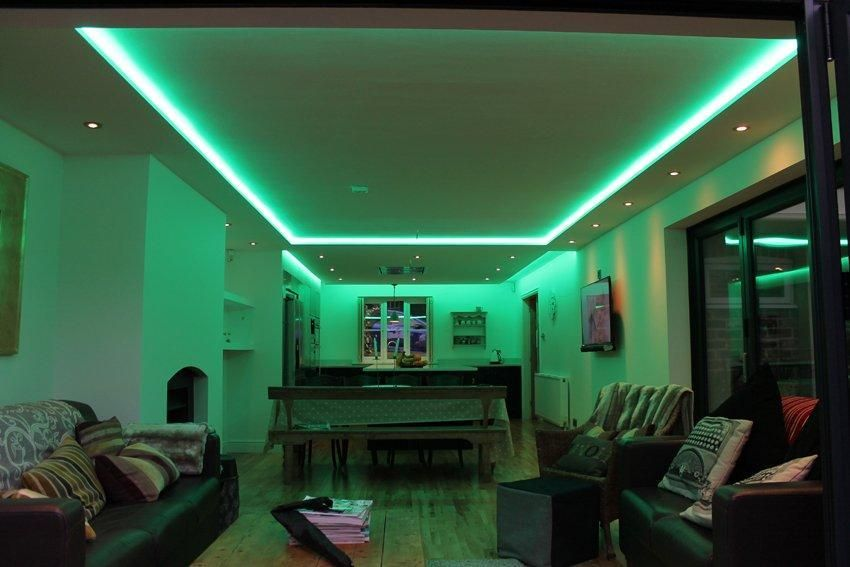 Products Vibes Lighting Co Green Led Lights Strip Lighting Led Lighting Bedroom