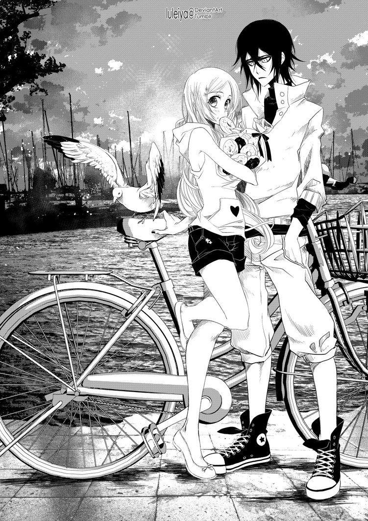 403 Forbidden Bleach Orihime Bleach Anime Anime Check out luleiya's art on deviantart. pinterest