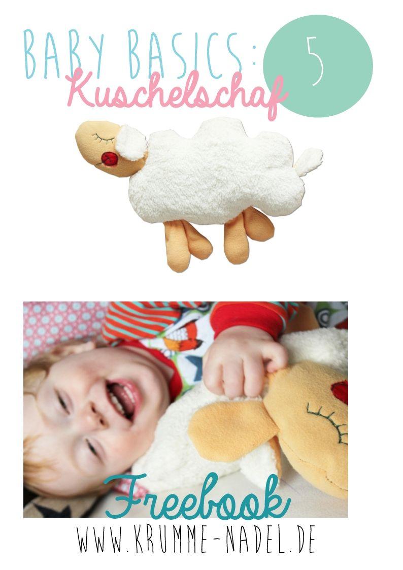 Freebook Kuschelschaf | Kissen, Tiere & Co. DIY | Pinterest ...