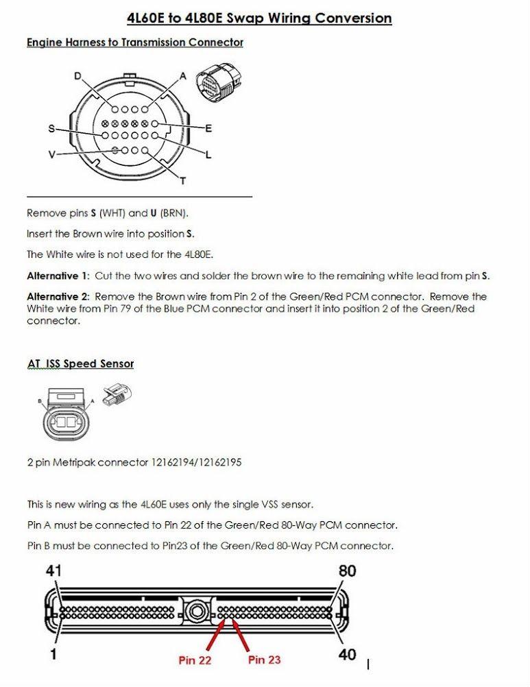 Tpi Gauges Wiring Harness Schematic