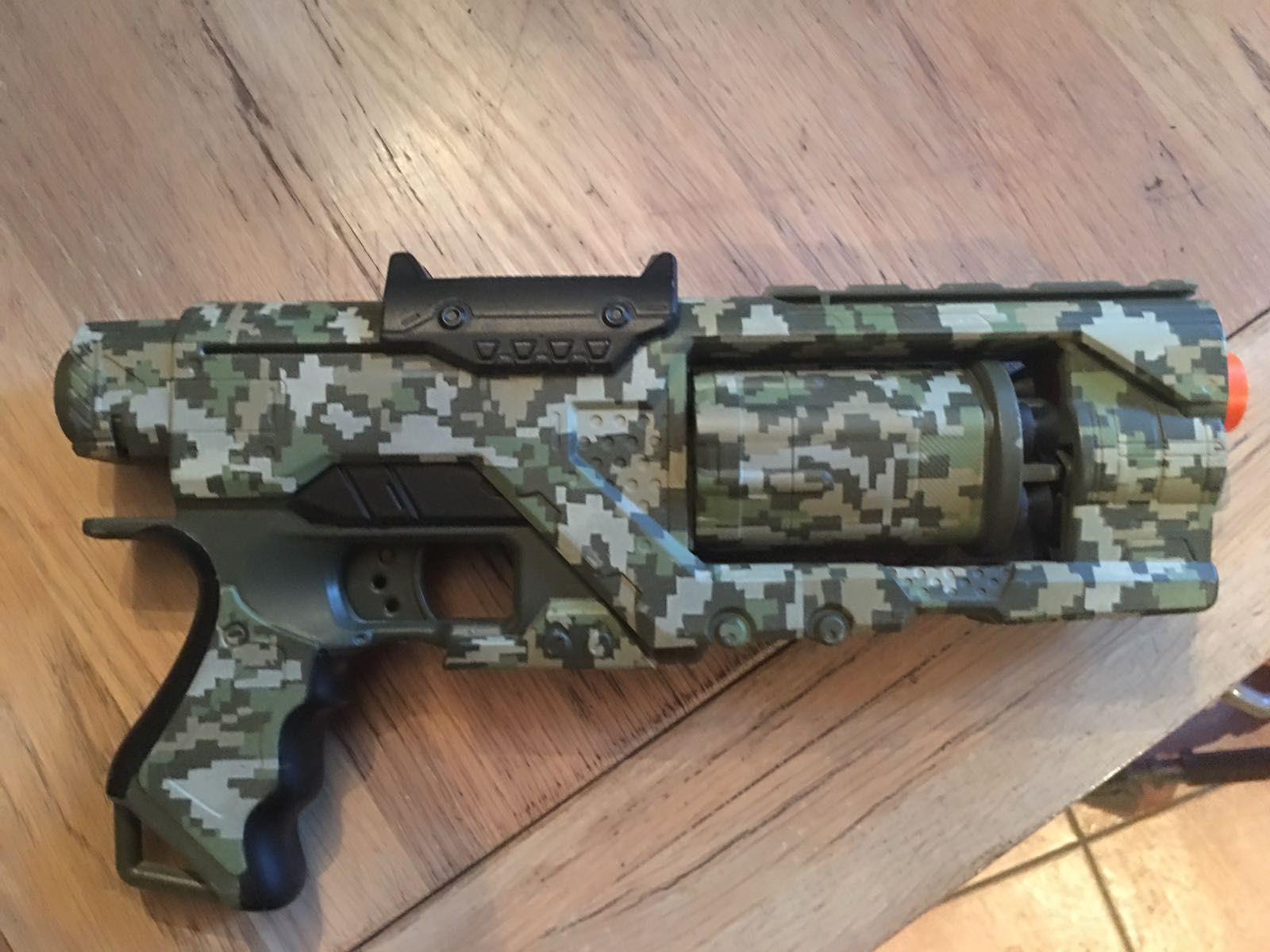 Pin On Nerf Gun Paint Job Mod