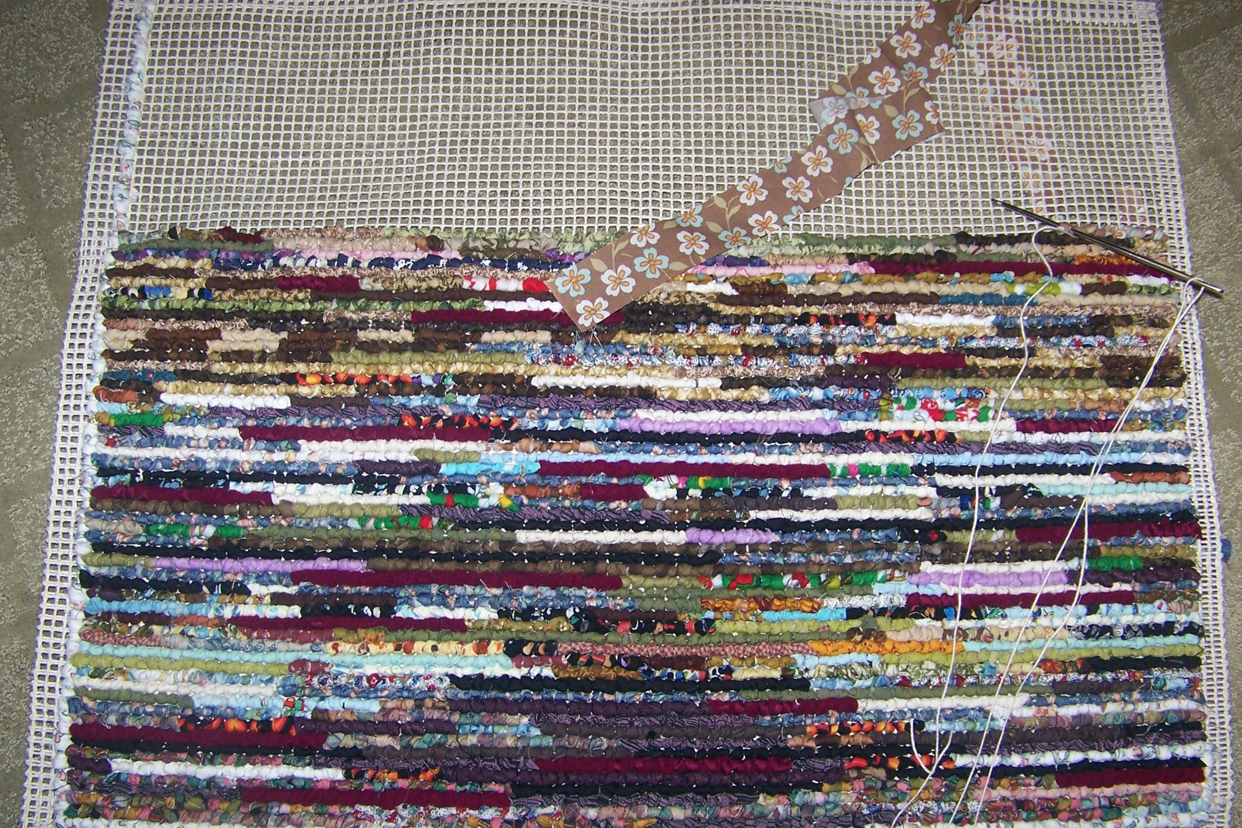 How To Do Latch Hook Rugs Rug Designs