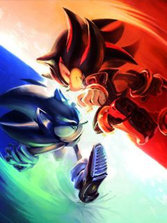 Shadow The Hedgehog Sonic X