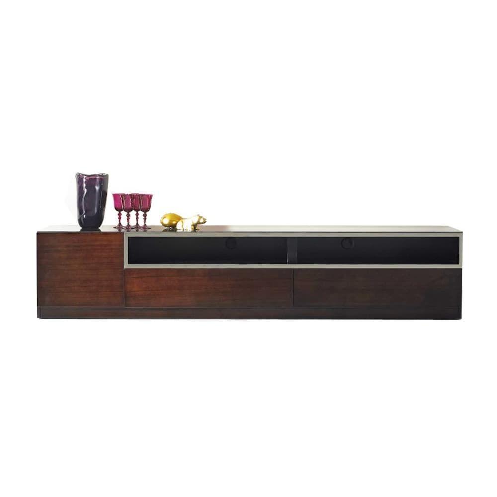 J M Furniture Bari Modern Tv Stand The Mine Lowes Home