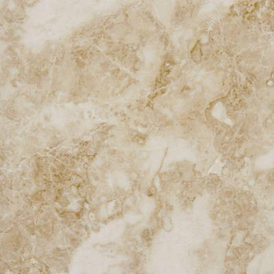 Msi Crema Cappuccino 12 In X 12 In Polished Marble Floor And Wall Tile 10 Sq Ft Case Ttcapu1212p Polished Marble Tiles Marble Floor Polish Marble Floor
