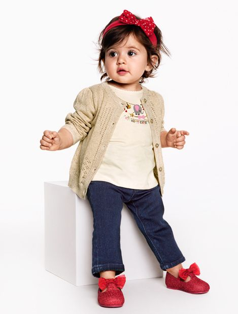 Kids Baby Girl Size 4 24m H M Us Baby Girl Outfits Newborn Kids Outfits Little Girl Outfits