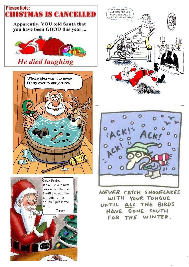 Christmas Jokes Printable Christmas jokes, Christmas