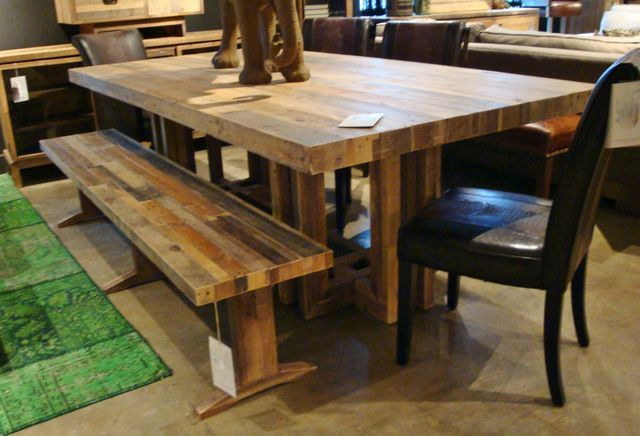 Rustic Wood Dining Table Uk Butcher Block Dining Table Wood Table Design Dining Table