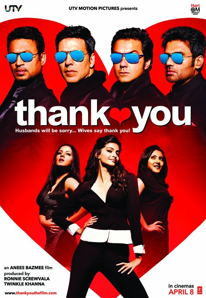 Thank You2011 Hindi Movie Online
