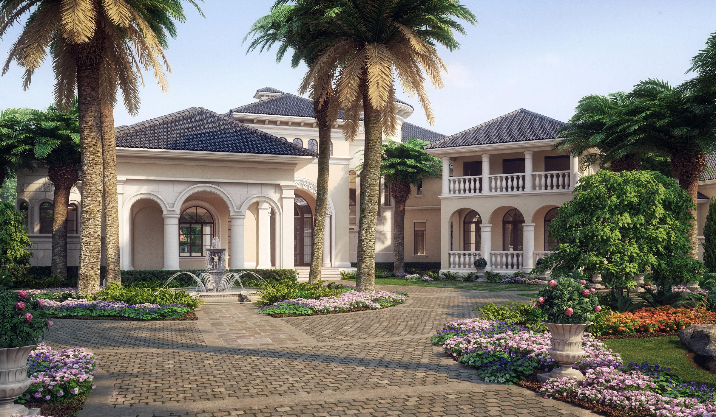 The Sater Group Inc House Designs Exterior Luxury House Plans Luxury House Designs
