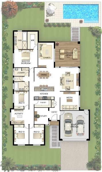 Daydream 28 Coral Homes Google Search House Plans New House