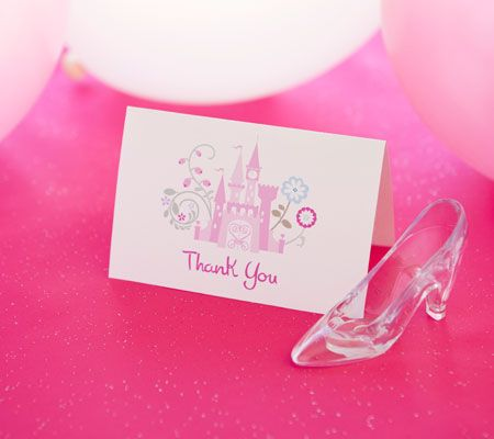Disney Princess Printable Thank You Notes Send gratitude to - baby shower thank you notes