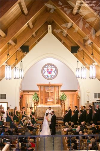Another Wedding At St Martin In The Fields Atlanta