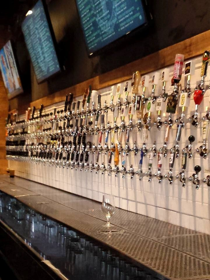 beer lovers meet your new mecca the newly opened raleigh beer garden in raleigh north carolina has more taps than any place on earth why raleigh - Raleigh Beer Garden