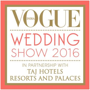 India Vogue Wedding Show For The Big Fat Indian Weddings At Taj Palace On 5