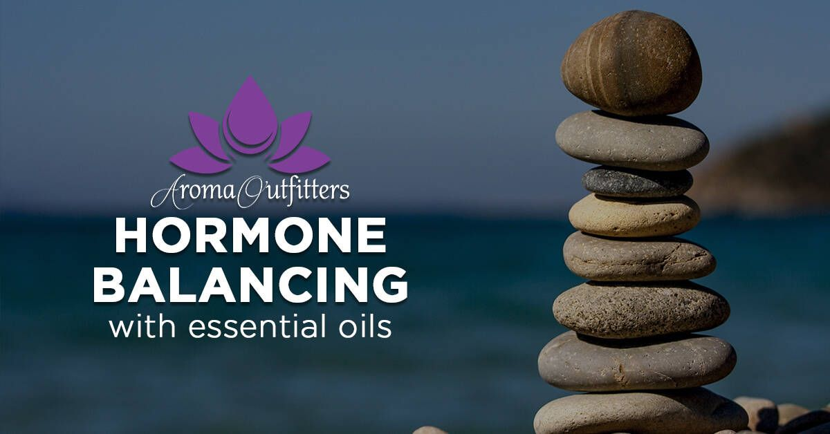 How to Use Essential Oils for Natural Hormonal Balance
