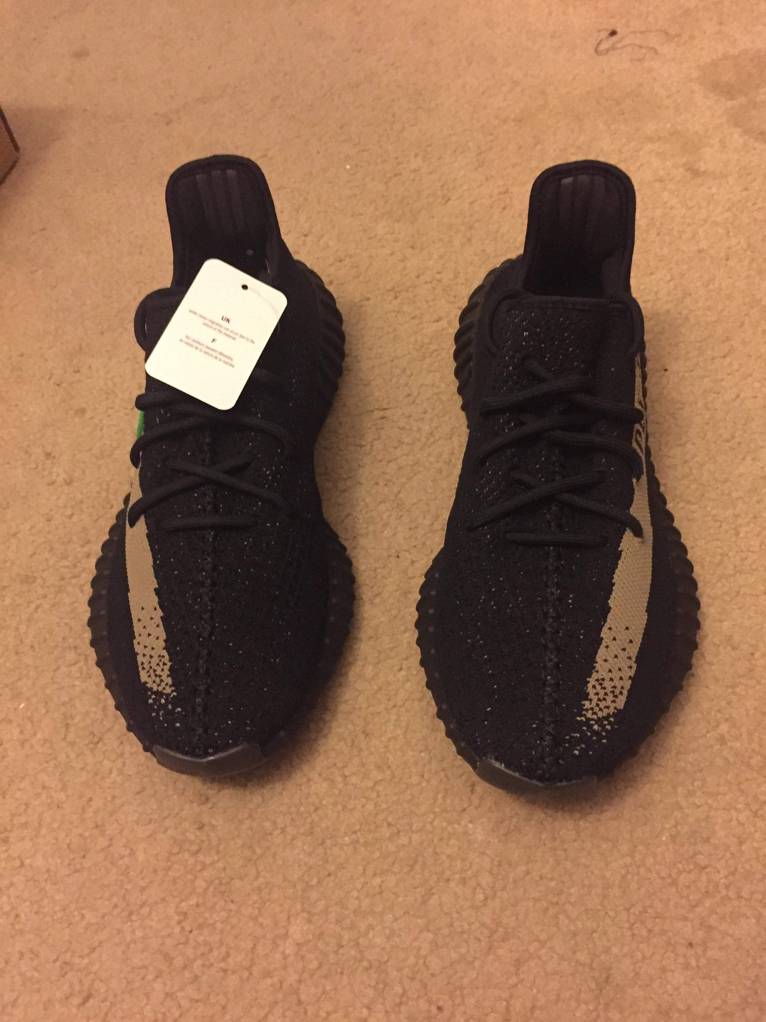 Watch Out For The Fake Adidas Yeezy Boost 350 V2 Black Red CP