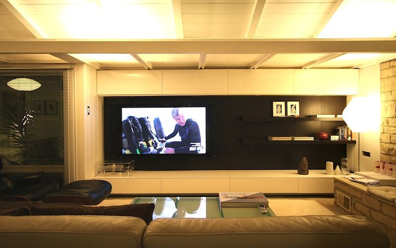 Ikea hackers living room wall system for the home pinterest ikea hackers living rooms - Tv wall units ikea ...