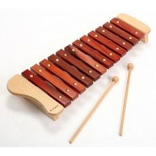 Wooden Xylophone by PlayMe