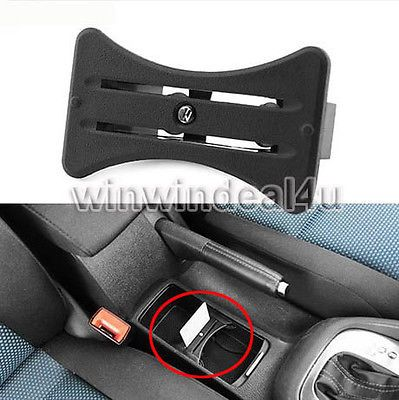 Car Card Cup Holder Coin Slot Centre Console For Vw Golf Mk6 R20 Gti Interior Accessories Best Interior Design Websites Car Card
