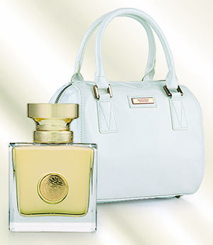 56e7683b0a VERSACE - Receive a FREE Bag with the purchase of any 50ml or larger  Versace Eau de Toilette or Eau de Parfum fragrance. From 650.00 - 1