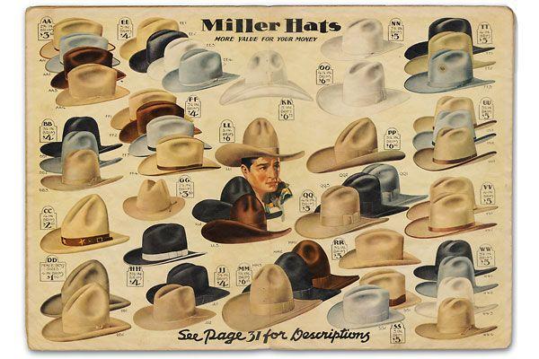 The Evolution Of Western Wear Cowboy Hat Styles Western Wear Cowboy Outfits