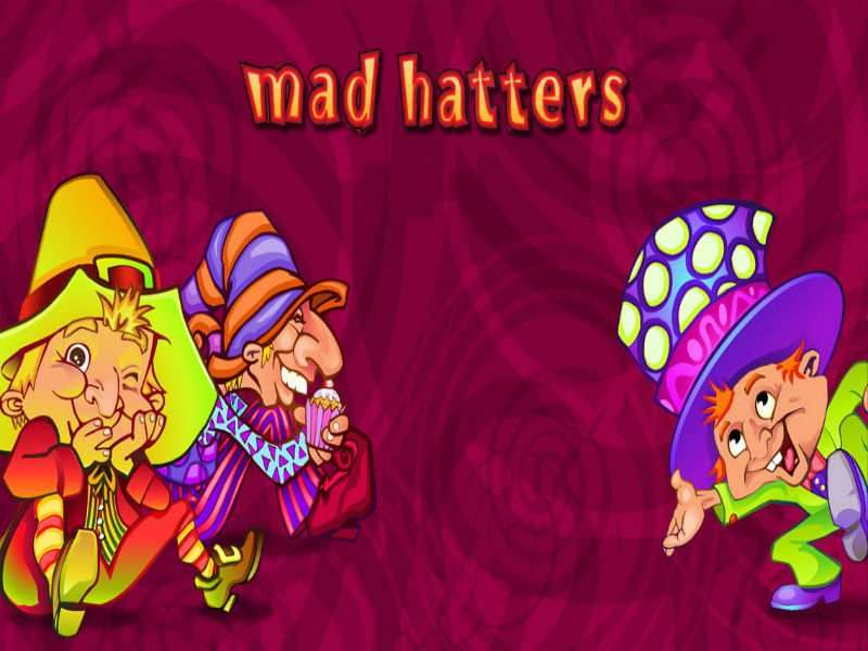 Play The Mad Hatter Slot Machine Free With No Regstration