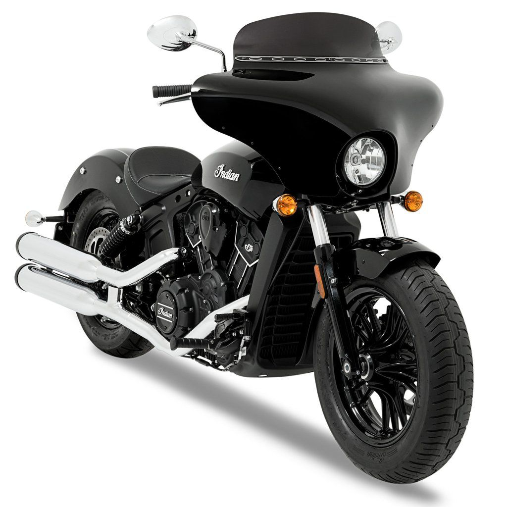 Batwing Fairing For 2015 2020 Indian Scout And Scout Sixty