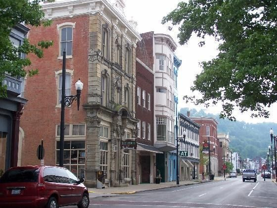 Maysville, Kentucky - Come for the History, Stay for the People ...