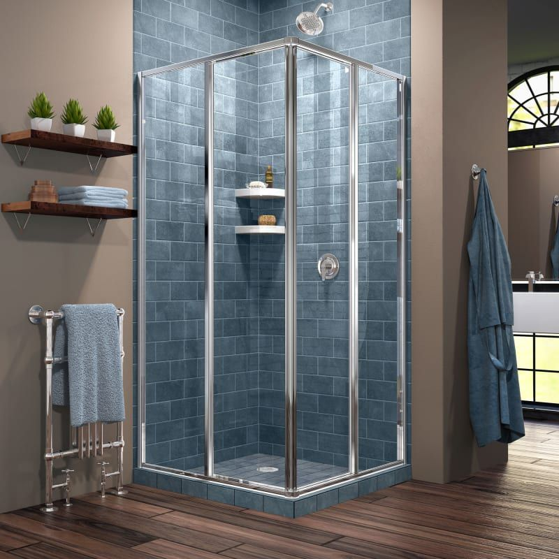 Dreamline Shen 8140400 In 2020 Shower Doors Shower Enclosure Frameless Sliding Shower Doors