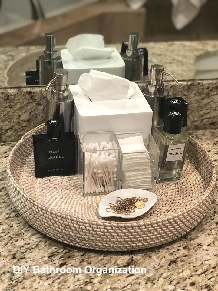 Photo of Bathroom Organization Countertop
