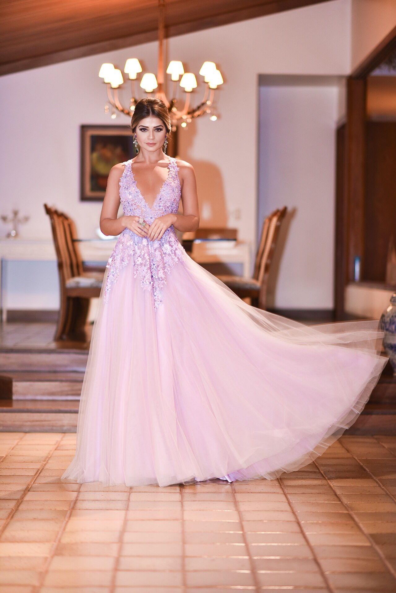 Look do dia: Madrinha de Casamento | Prom, Gowns and Vestidos