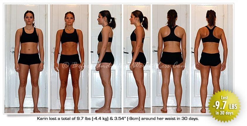 Advanced workout program fat loss