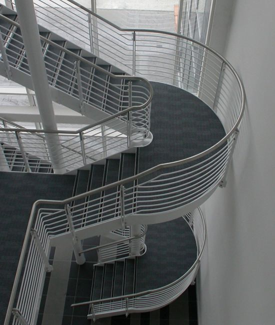 Best Structural Staircase The Cantilevered Semi Circular Half 400 x 300