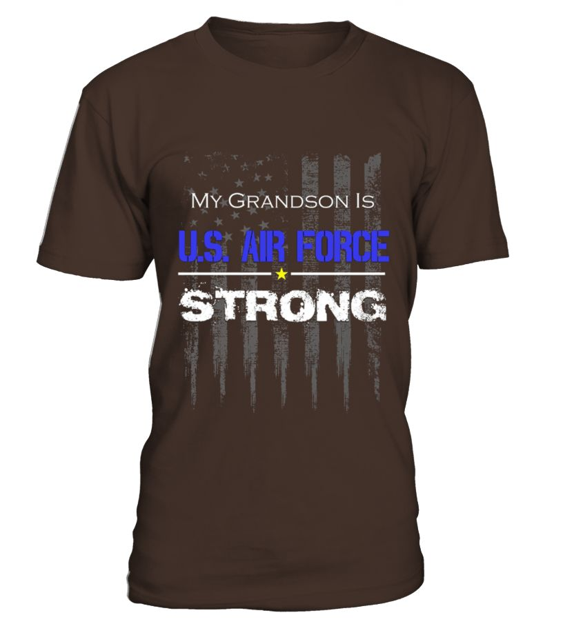 Men S My Grandson Is U S Air Force Strong American Flag T Shirt Xl Black  Grandson#tshirt#tee#gift#holiday#art#design#designer#tshirtformen#tshirtforwomen#  ...