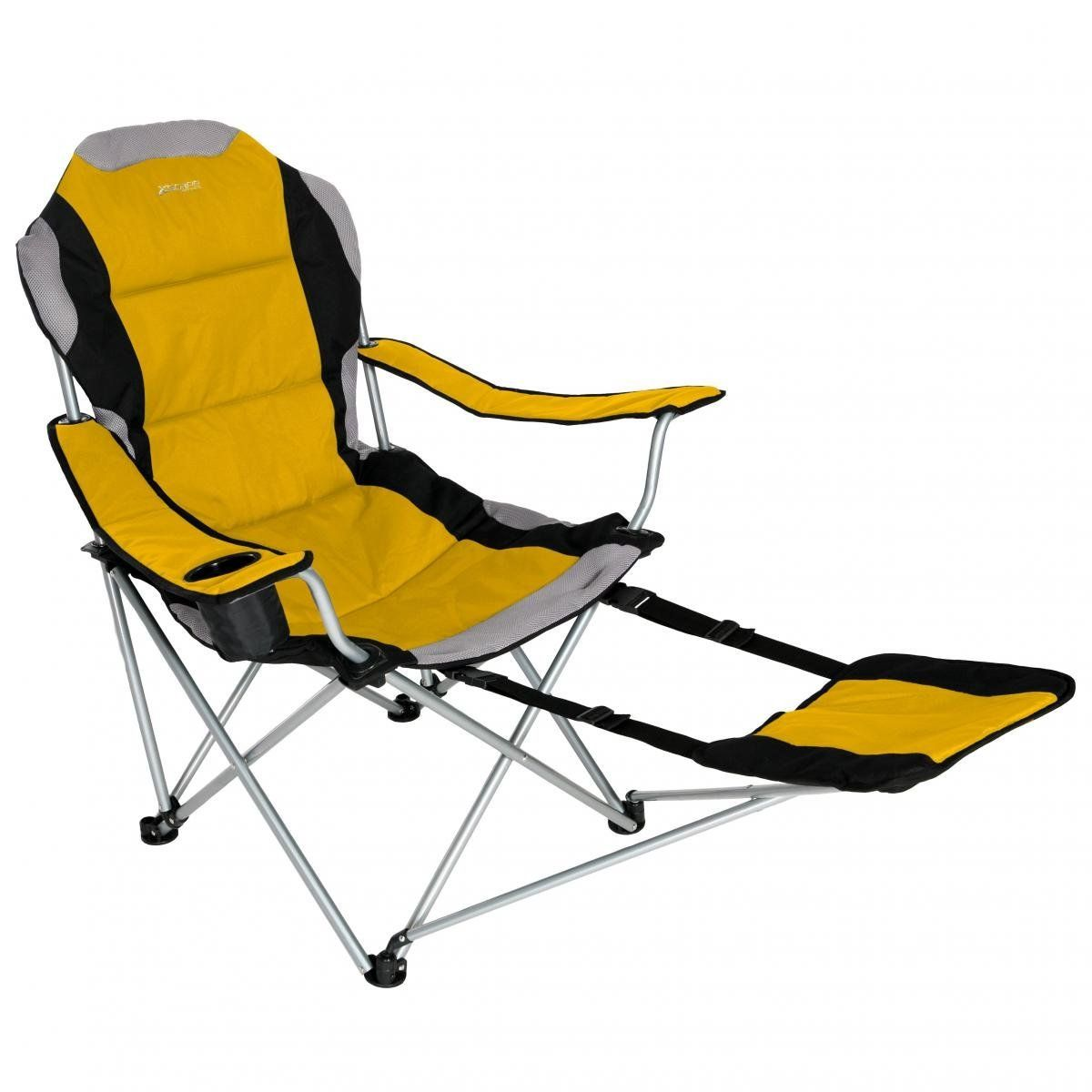 Xscape Designs Sportline Fr Xl Folding Chair W Footrest Yellow Hurry Check Out This Great I Outdoor Chairs Outdoor Folding Chairs Folding Camping Chairs