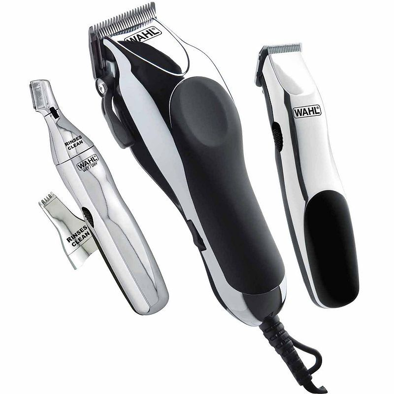 Wahl 79524 3001 Home Barber Clipper Kit Barber Clippers