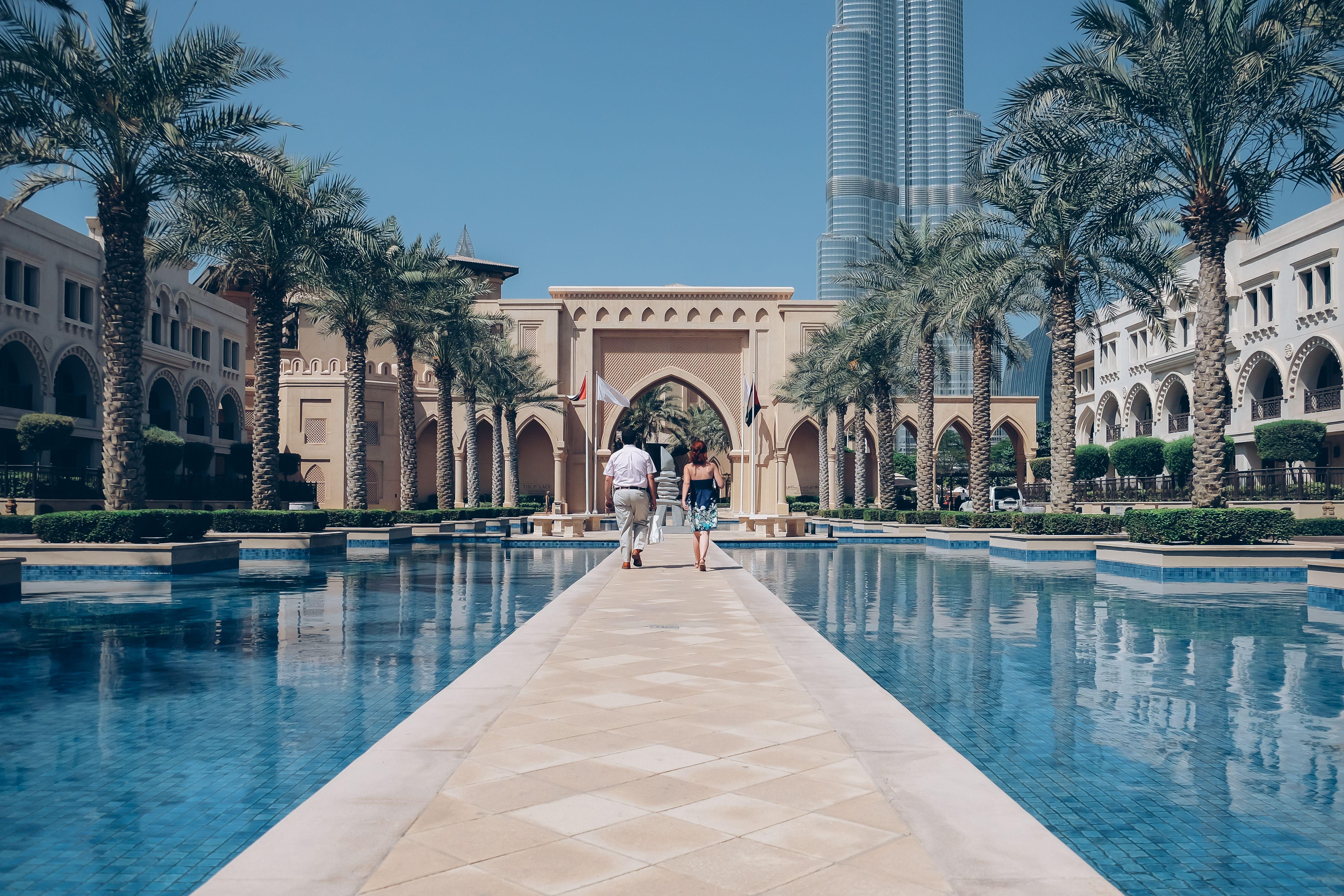 Palace Downtown Dubai Hotel Honeymoon In Dubai Dubai Hotel Dubai Vacation