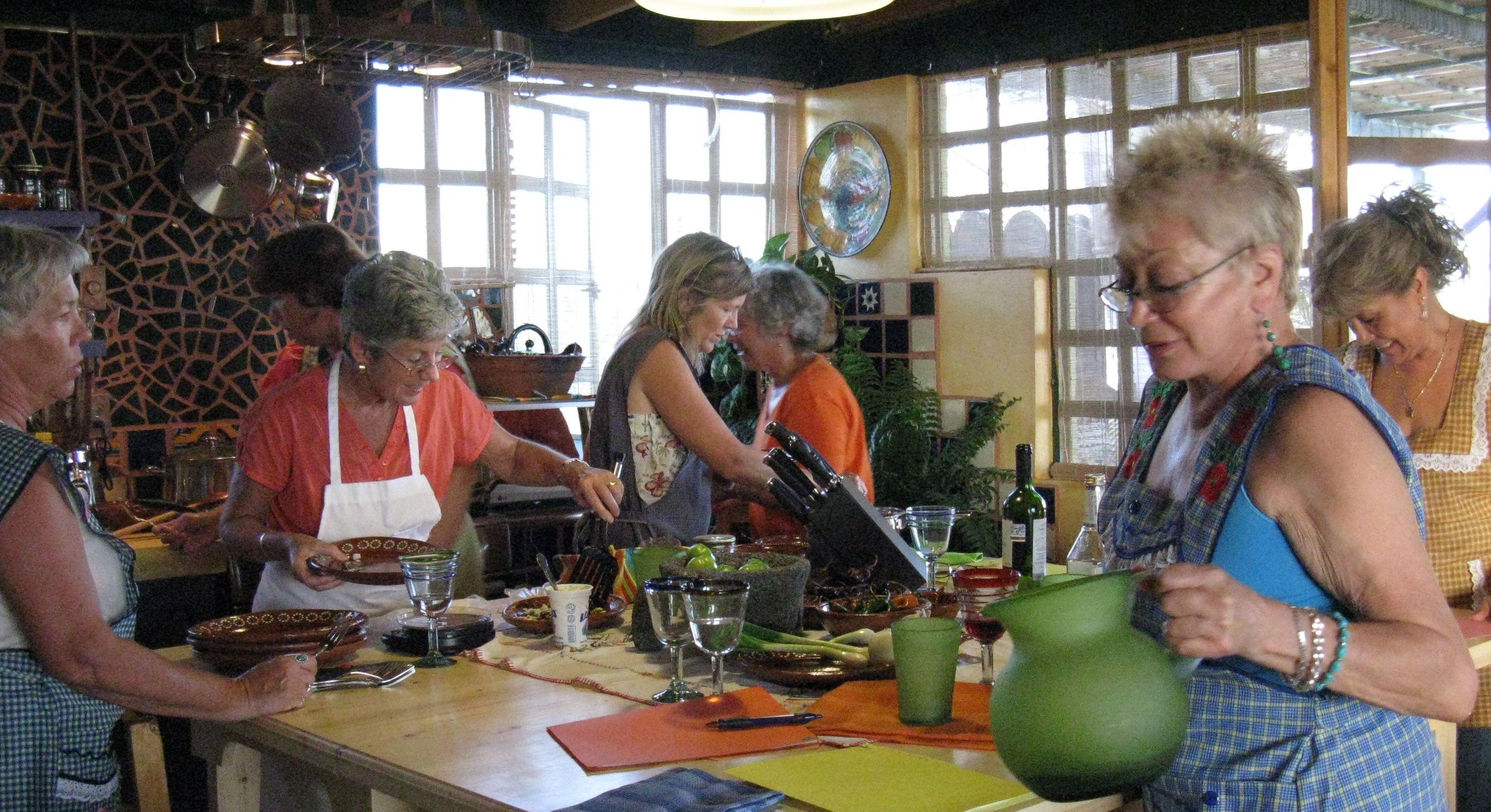 Casa de Colores School of Traditional Mexican Cooking