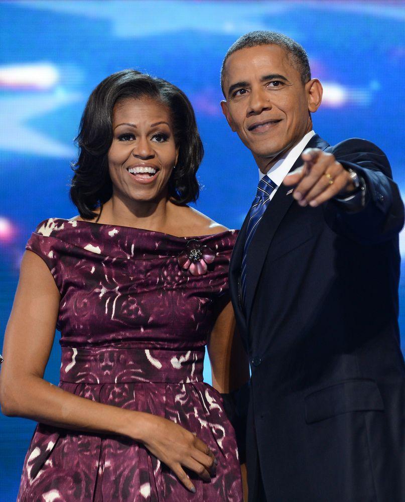 Michelle Obama Eyebrows : michelle, obama, eyebrows, Evolution, Michelle, Obama's, Eyebrows, Obama, Fashion,, Barack, Obama,